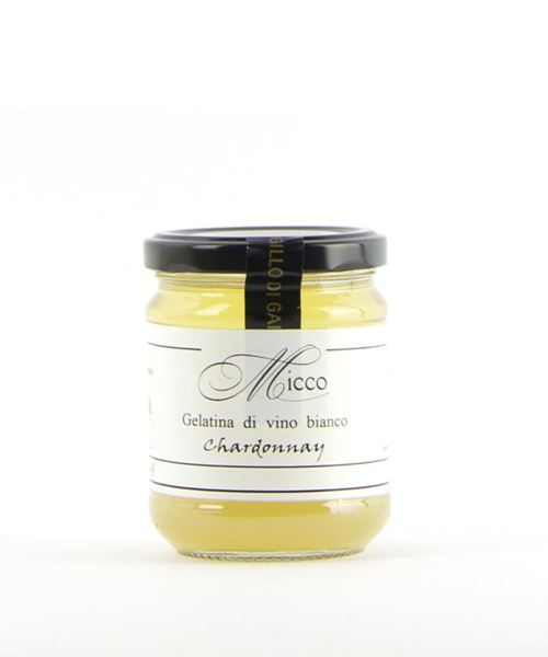Picture of CHARDONNAY Gelatina di Vino • 220 gr