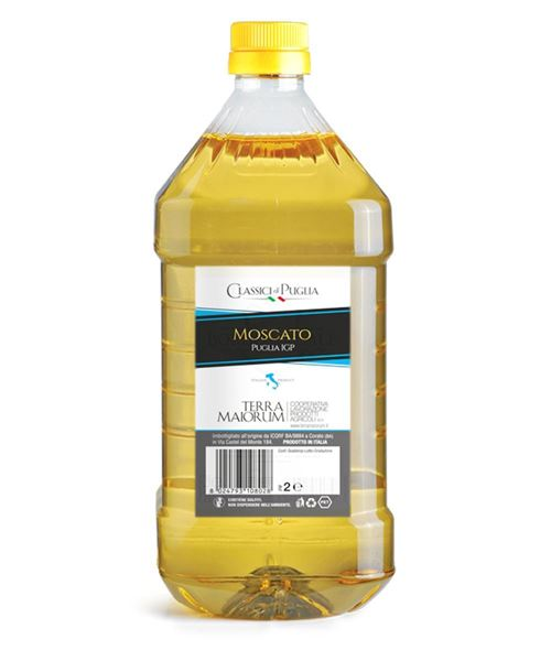 Picture of Moscato IGP PUGLIA - PET 2lt.