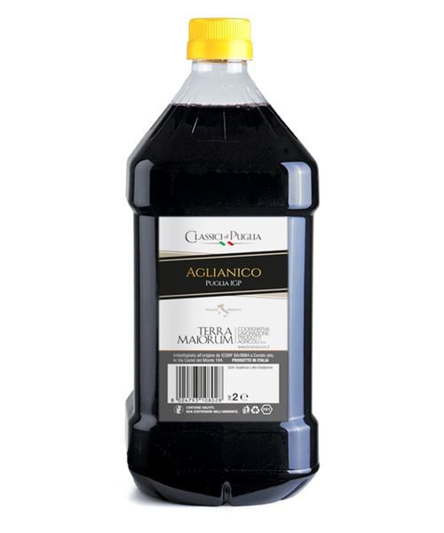Picture of Aglianico IGP PUGLIA - PET 2lt.