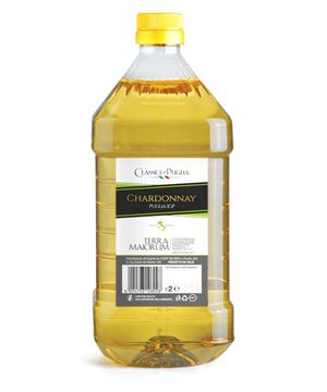 Picture of Chardonnay IGP PUGLIA - PET 2lt.