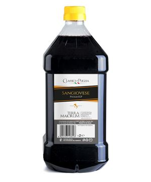 Picture of Sangiovese IGP PUGLIA - PET 2lt.