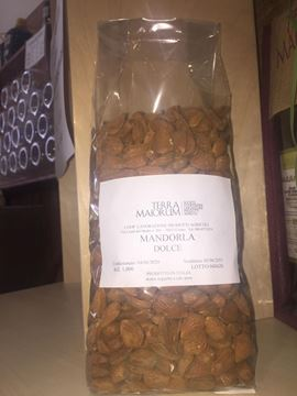 Picture of MANDORLE DOLCI Var. TUONO 1Kg